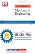 Handbook Mechanical Engineering For Ies Gate Psus & Other Competitive Exams