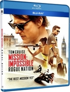 Mission: Impossible- Rogue Nation (Limited 2 Disc Edition Steelbook)