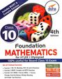 Foundation Mathematics Class 10 For Iit-Jee/ Olympiad