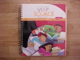 Write Source Writing Grammar Teacher's Edition Grade 10 Great Source Houghton Mifflin Harcourt