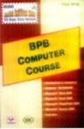 Bpb Computer Course W/Cd