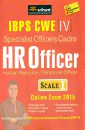 Ibps Cwe 4 Specialist Officers Cadre Hr Officer Human Resource/personnel Officer Scale 1 Online