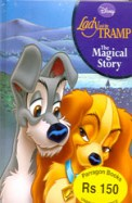 Lady And The Tramp - The Magical Story Disney
