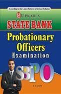 State Bank Probationary Officers Exam : Code 324