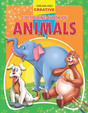 Animals Creative Colouring Book