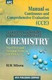 Manual on Continuous and Comprehensive Evaluation (CCE) Chemistry Class-X