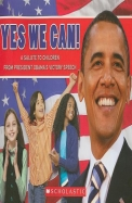 Yes We Can!: A Salute to Children from President Obama's Victory Speech