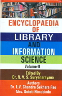 Encyclopaedia Of Library & Information Science Set Of 2 Vols