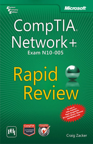 Comptia Network+ Exam N10- 005- Rapid Review