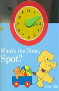 Whats The Time Spot