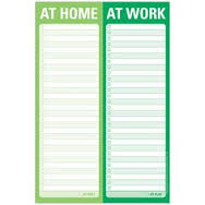 Knock Knock At Home/At Work Perforated Pad