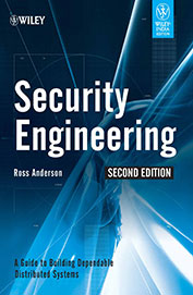 Security Engineering Guide To Building Dependable Distributed Systems