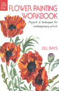 Flower Painting Work Book