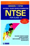 Ntse : National Talent Search Examination Class 10