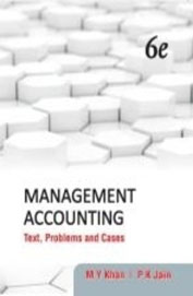 Management Accounting Text Problems and Cases
