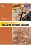 Pearson Guide To The Bank Clerical Recruitment Examination