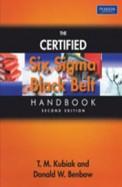 Certified Six Sigma Black Belt Handbook W/Cd