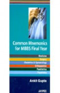 Common Mnemonics For Mbbs Final Year