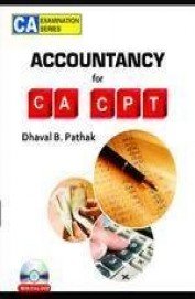 Accountancy For Ca Cpt W/Cd