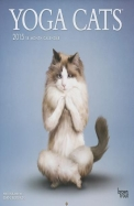 Yoga Cats 18-Month Calendar