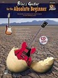 Blues Guitar For The Absolute Beginner (Book & Cd)