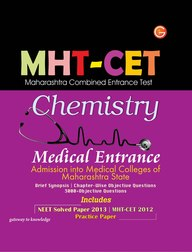 MHT-CET (Chemistry)(Medical Entrance)