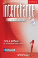 Interchange: Student's Book 1 [With CD]