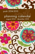 Posh: Floral Whimsy Pocket Planning Calendar