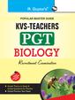 Biology Kvs Teachers Pgt Recruitment Examination