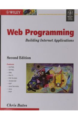 Web Programming Building Internet Applications, 2 Edition