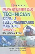 Railway Recruitment Board Technician Signal & Telecommunication Maintainer Grade 3 Recruitment