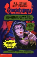 Welcome To The Wicked Wax Museum Goosebumps 12