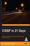 Cissp In 21 Days
