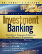 Investment Banking : Valuation Leveraged Buyouts   & Mergers & Acquisitions