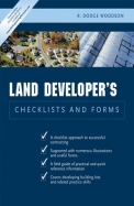 Residential Land Developer's Checklists and Forms