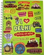 Eco Corner Delhi Ruled Exercise Book