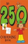 My 250 Colouring Book : Green