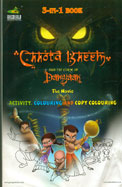 Chhota Bheem & The Curse Or Damyaan 3 In 1 Activity Colouring & Copy Colouring