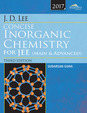 Concise Inorganic Chemistry For : Jee Main & Advanced