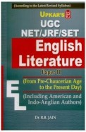 Upkars Ugc Net Jrf Set English Literature For Paper 2