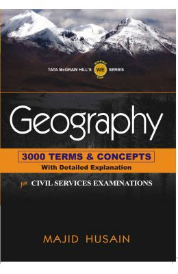 Geography - 3000 Terms & Concepts For Civil Services Examinations