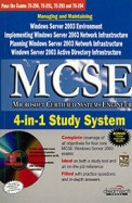 Mcse 4 In 1 Study System Windows Server 2003 W/Cd