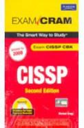 Cissp Exam Cram Cissp Cbk W/Cd