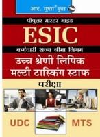 ESICUpper Division Clerk & Multi Tasking Staff Exam Guide