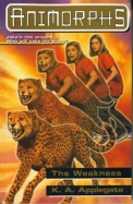 Weakness Animorphs - 37