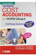 Cost Accounting For Ca Ipcc Group 1 : A Self Study Textbook : Combo Pack