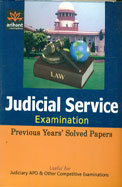 Judicial Service Exam Previous Years Solved Paperscode J-167