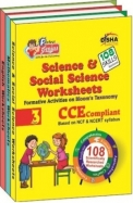 Perfect Genius English Mathematics Science & Social Science Worksheets For Class 3