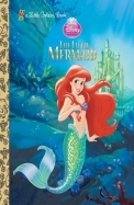 Disneys The Little Mermaid - Little Golden Book