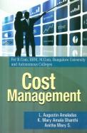 Cost Management For Bcom Bbm Mcom: Bu